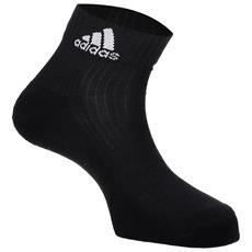 Calzini Adidas 3s Performance Ankle Half Cushioned 3pp Abbigliamento Uomo
