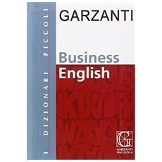 Piccolo dizionario di inglese business