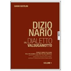 Dizionario del dialetto valsuganotto