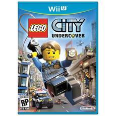 WiiU - LEGO City Undercover