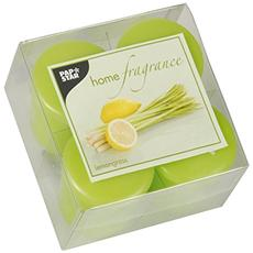 Moccoletti Lemongrass 4 Pezzi