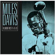 Miles Davis - Fillmore West 15-10-70 (2 Lp)