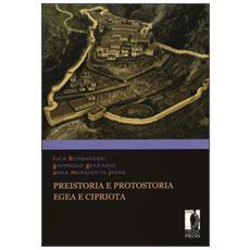 Preistoria e protostoria egea e cipriota