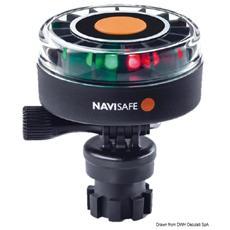 Lampada Navisafe 360° tricolore innesto baionetta
