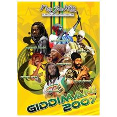 Giddimani - Live Reggae