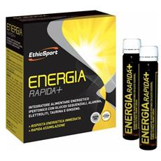 Energia Rapida + Integratore Energetico