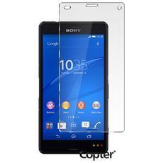 Exoglass, Xperia Z3 Compact, Telefono cellulare / smartphone, Sony, Trasparente