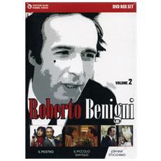 Dvd Roberto Benigni #02 (box 3 Dvd)