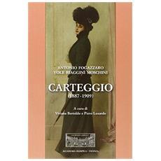 Carteggio (1887-1909)