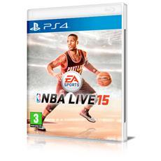 PS4 - NBA Live 15