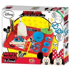 Mickey Mouse & Friends Base Artista Pasta di sale 5410