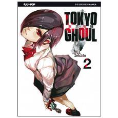Tokyo Ghoul. Vol. 2 Tokyo Ghoul