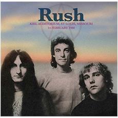 Rush - Kiel Auditorium, St Louis 14 February 1980 (2 Lp)