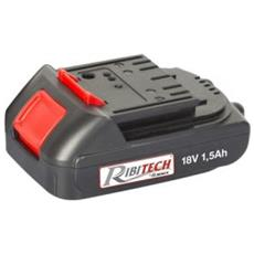 PRLPV180BAT Batteria Al Litio 18 V - 1500 Mah