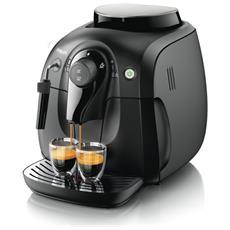 Macchina da Caffè Automatica HD8651/01 Colore Nero