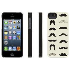 Griffin - Custodia Mustachio per iPhone 5/5s