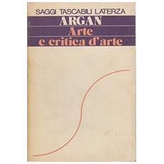Arte e critica d'arte