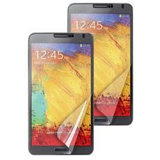 Set di 2 pellicole di protezione (opaca e brillante) per Samsung Galaxy Note 3
