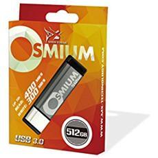 Osmium Series USB 3.0 Pen Drive, 512 GB