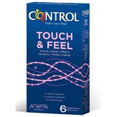 Touch E Feel 6pz