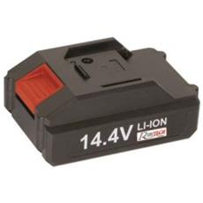 PRLPV144BAT Batteria Al Litio 14,4 V - 1300 Mah