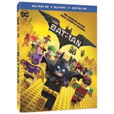Lego - Batman - Il Film (3D) (Blu-Ray 3D+Blu-Ray)