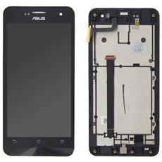 Lcd Touch Screen Vetro E Cover Frontale Completo Nero Per Zenfone 5
