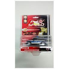 Pull And Speed - Mini Cooper S Polizia Tedesca - Con Suoni E Luci
