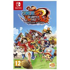 Switch - One Piece Unlimited World Red Deluxe Edition