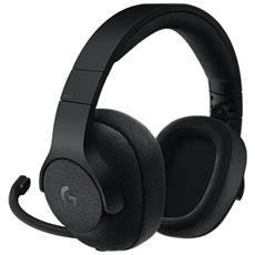 LOGITECH - Cuffie Gaming G433 Stereofonico Padiglione auricolare colore Nero