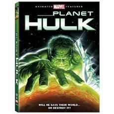 Brd Planet Hulk (brd+dvd)