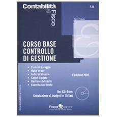 Corso base controllo di gestione. Con CD-ROM