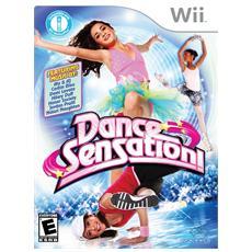 WII - Dance Sensation!