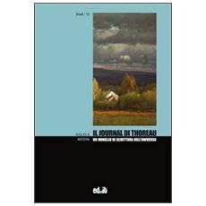 Il Journal di Thoreau. Un modello di scrittura dell'universo