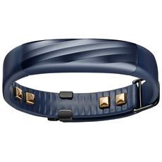 UP3 Bracciale Impermeabile Indigo Twist per Attività fisica Sonno e Battito Cardiaco Bluetooth