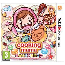 N3DS - Cooking Mama - Sweet Shop