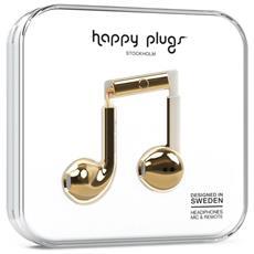 Auricolare Stereofonico con Cavo HP-7821 Colore Oro