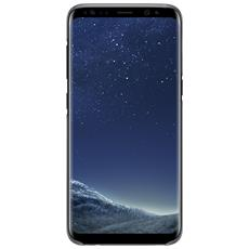 Cover in TPU per Galaxy S8 Colore Nero