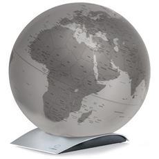 Mappamondo Capital Q Silver,