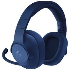 Cuffie Gaming G433 con microfono 7.1 colore Blu 3608cff7b76e