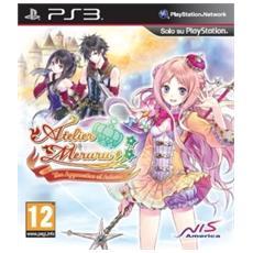 PS3 - Atelier Meruru: The Apprentice of Arlan