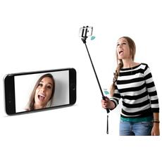 Selfie Stick Wireless Nero
