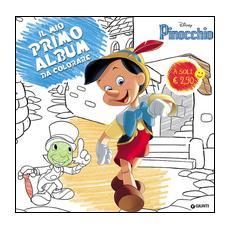 Disney - Pinocchio (Il Mio Primo Album Da Colorare)