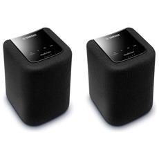 Sistema MusicCast TWIN 010 Wi-Fi Bluetooth - Nero