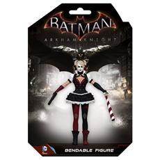 Figura Batman Arkham Knight Bendable Figure Harley Quinn 14 Cm