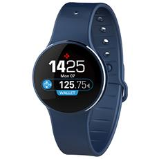 Smartwatch Zecircle 2 Ipermeabile con Bluetooth Touchscreen Colore Blu