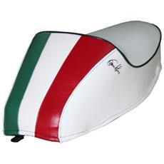 Sella Con Gobba Tricolore Bianco