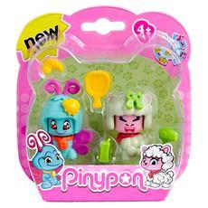 Pinypon - 2 Cuccioli - Farfalla E Pecora