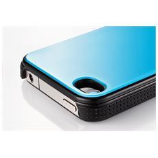 Smoothies DRY Clean ONLY Iphone 4/4S Custodie Blu