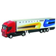 DieCast 1:87 Camion Iveco Stralis / Iveco Allblack (Sogg. Casuale) 46753SS